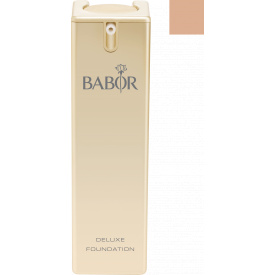 Deluxe Foundation 01 Ivory Beige