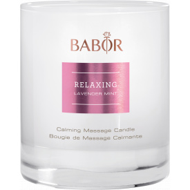 RELAXING Calming Massage Candle
