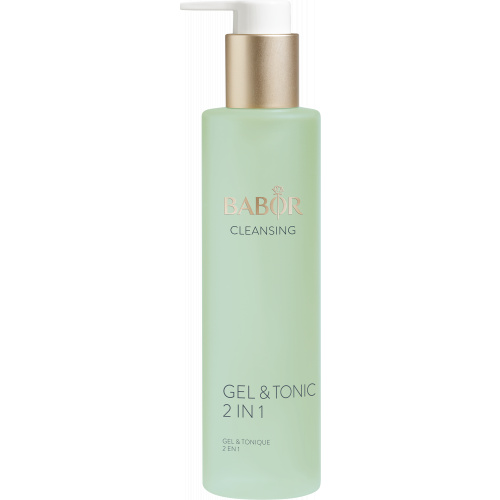 Cleansing Gel & Tonic 2 in 1