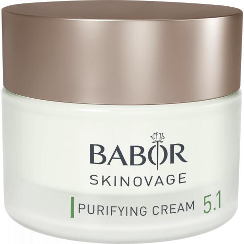 babor pure intense purifying cream
